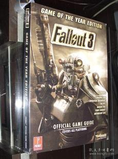现货 Fallout 3 Game of the Year Edition 辐射3 年度版 攻略