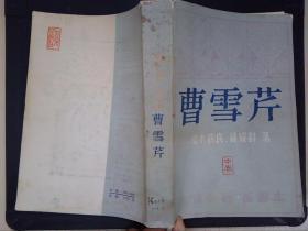 曹雪芹(中卷)——長篇小說插圖本