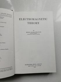 Electromagnetic Theory,作者 :Stratton