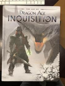 英文版画集 The Art of Dragon Age: Inquisition 龙腾世纪