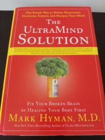 The UltraMind Solution  Fix Your Broken Brain by