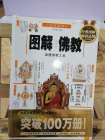 圖解佛教入門(白金全彩珍藏版)