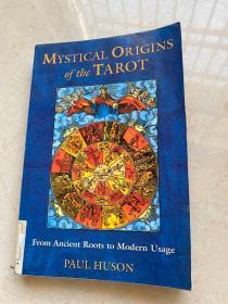 Mystical origins of the T arot(塔罗克的神秘起源)