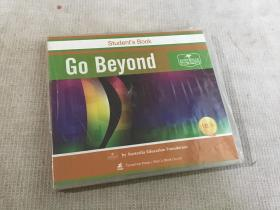 Students Book: Go Beyond 1B (CD光盘)