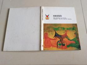 HASSO'S PAINTINGS(精裝)