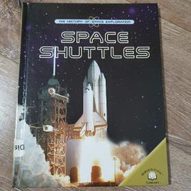 Space shuttles the history of sapce exploration天文 航天百科 太空飞船