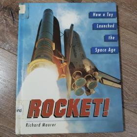 Rocket how a toy launched the space age天文 太空飞船 火箭