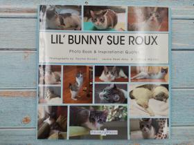Lil Bunny Sue Roux Photo Book & Inspirational Quotes