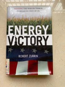 ENERGY VICTORY:WINNING THE WAR ON TERROR BY BREAKING FREE OF OIL(能源胜利:在自由使用油料的条件下赢得反恐战争)