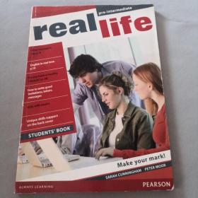 RealLifePre-Intermediatestudents'Book