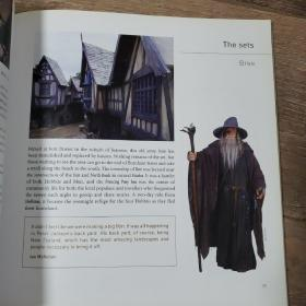 The lord of rings location guidebook魔戒 指环王 地点指南