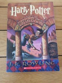 《Harry Potter 1》AND  THE SORCERER'S  STONE