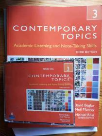 Contemporary Topics 3:Academic and Note-Taking Skills (Advanced) (3rd Edition)
