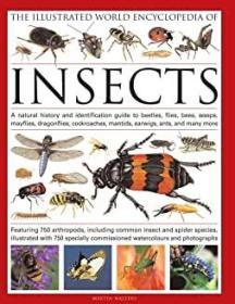 The Illustrated World Encyclopaedia of Insects