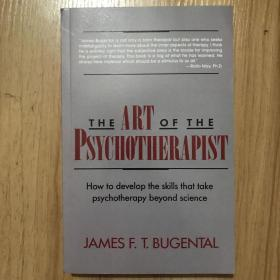 THE ART OF THE PSYCHOTHERAPIST, 阿蒂心理治疗师