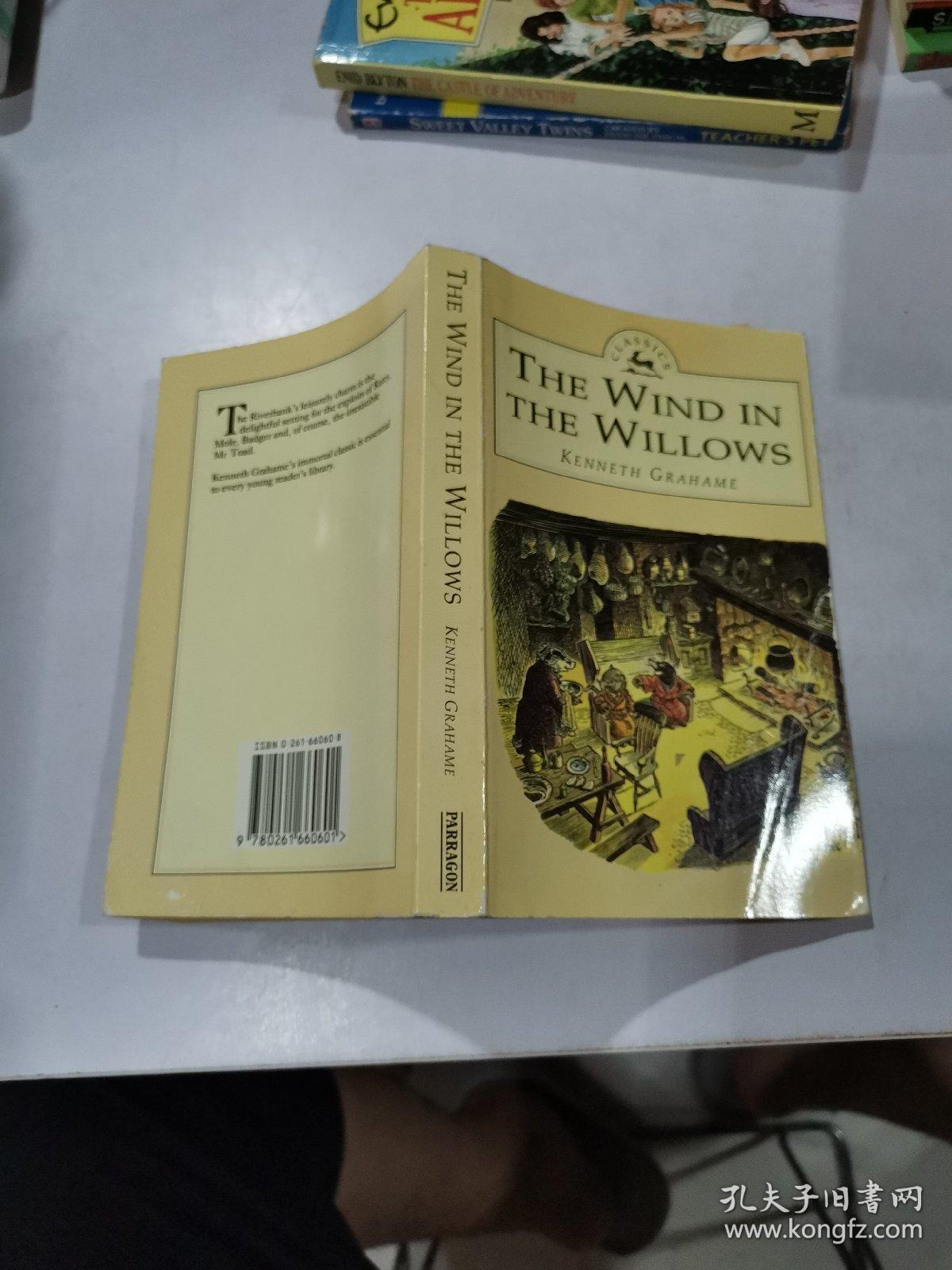 the wind in the willows : 柳树 上的风