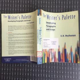 the writer's palette 英文原版16开