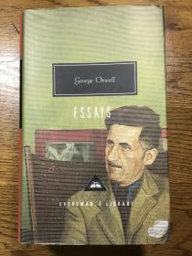 Essays of George Orwell 奥威尔散文集 Everyman's Library 人人文库