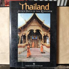 THAILAND SEVEN DAYS IN THE KINGDOM(英文原版)