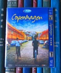 DVD-哥本哈根 / 青年與少女 / 哥本哈根情緣 Copenhagen / In Copenhagen(D9)