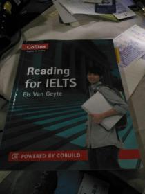 Collins Reading for Ielts【有笔记】