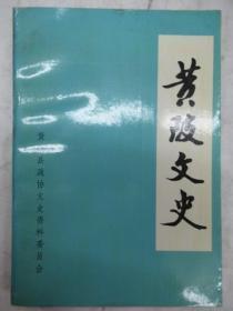 黃陂文史   第 4 輯