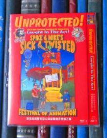 DVD-斯派克和麥克惡心與變態動畫節(第三輯)Spike & Mike's Sick & Twisted(2D9)