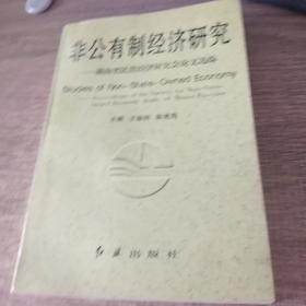 非公有制經濟研究:湖南省民營經濟研究會論文選編