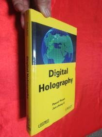 Digital Holography     (小16開,硬精裝)【詳見圖】