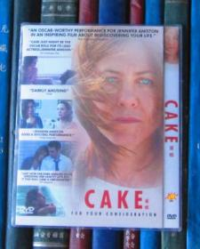 DVD-蛋糕 / 蛋糕的滋味 Cake(D5)
