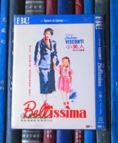 DVD-小美人 Bellissima MOC 大師收藏版(D9)