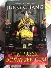 《The Empress Dowager Cixi》(The Concubine Who Launched Modern China)慈禧太后(开启现代中国