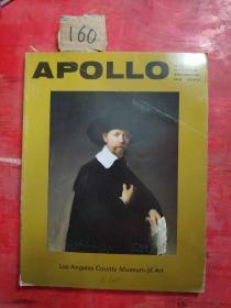 APOLLO:     THE INTERNATIONAL MAGAZINE OF ART AND ANTIQUE  1986.11