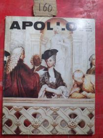 APOLLO:     THE INTERNATIONAL MAGAZINE OF ART AND ANTIQUE  1986.9