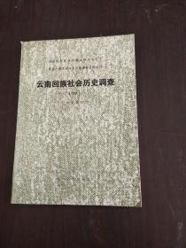 云南回族社会历史调查(一)(四)