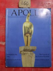 APOLLO:     THE INTERNATIONAL MAGAZINE OF ART AND ANTIQUE  1989.5