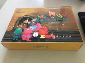 易趣幼兒英語 Level 1 B(一盒) 中國幼兒園互動多媒體英語課程