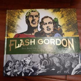 Flash gordon dailies dan barry volume 1 the city of ice高登漫画 漫威宇宙 超人 蜘蛛侠相关