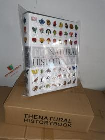 the natural history book 英文版博物大百科