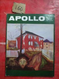APOLLO:     THE INTERNATIONAL MAGAZINE OF ART AND ANTIQUE  1986.10