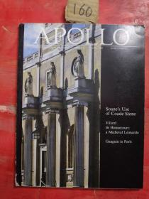 APOLLO:     THE INTERNATIONAL MAGAZINE OF ART AND ANTIQUE  1989.4