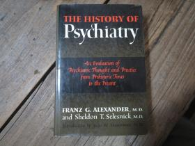《THE HISTORY OF PSYCHIATRY》