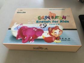 易趣幼兒英語 Level 3 B(一盒) 中國幼兒園互動多媒體英語課程