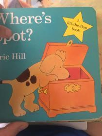 Where's Spot? [Board book]