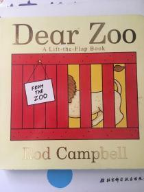 Dear Zoo:A Lift-the-Flap Book