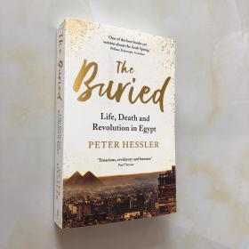 全新进口 The Buried : Life, Death and Revolution in Egypt 何伟 英文版