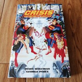 Crisis On Infinite Earths 30th Anniversary Delux