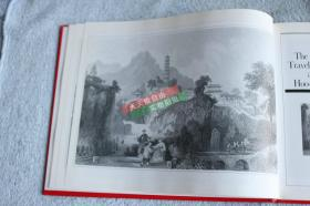 英文原版Chinese Empire: Being a Series of Views from Oriental Sketches Displaying