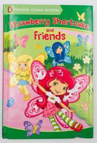 Strawberry Shortcake and friend