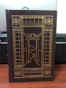 《Unbeaten Tracks in Japan)》Easton Press 真皮装帧本